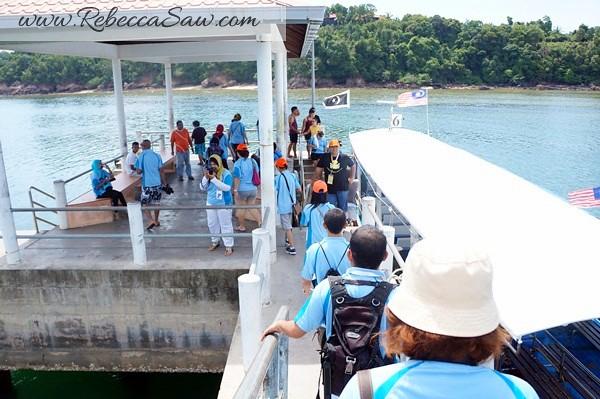 2012 malaysia tourism hunt - pulau redang