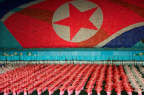 Arirang Mass Games, Pyongyang