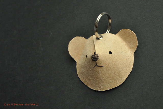 Animal Key Chain :: DIY