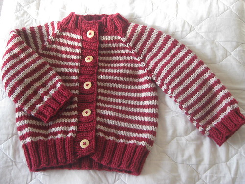 coffee beans cardigan 2