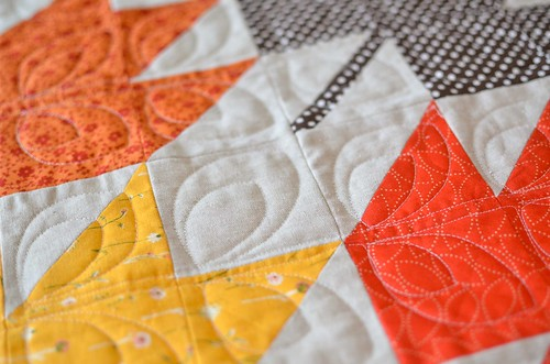 maple quilting
