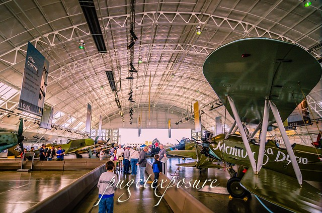 Flying Heritage Hangar