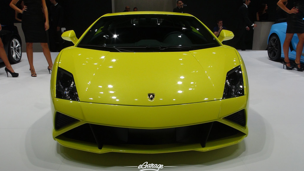 8034738545 bc1f544491 b eGarage Paris Motor Show Gallardo