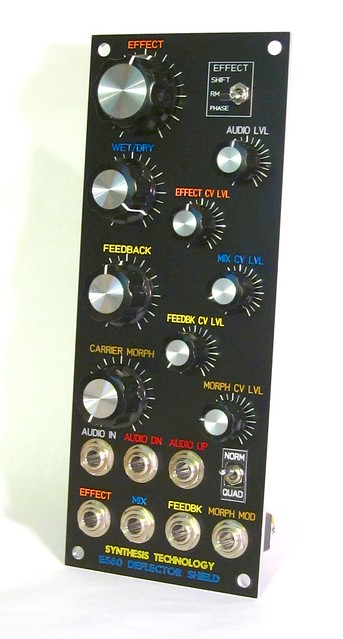 Synthesis Technology e560 profile