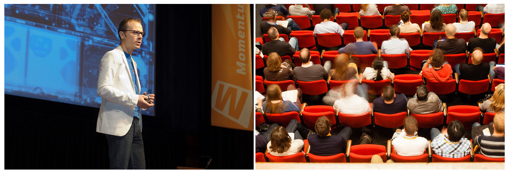 Marc Fonteijn @ The Web and Beyond 2012