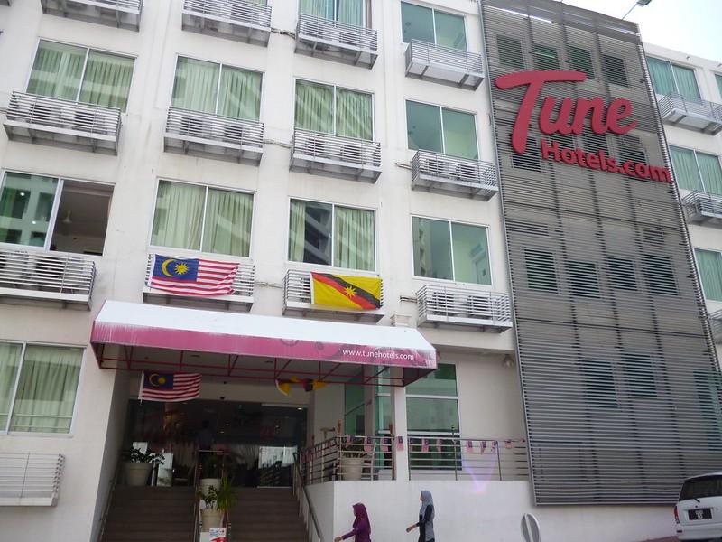 Bye Tune Hotel