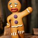 Madame Tussauds museum, Gingerbread Man