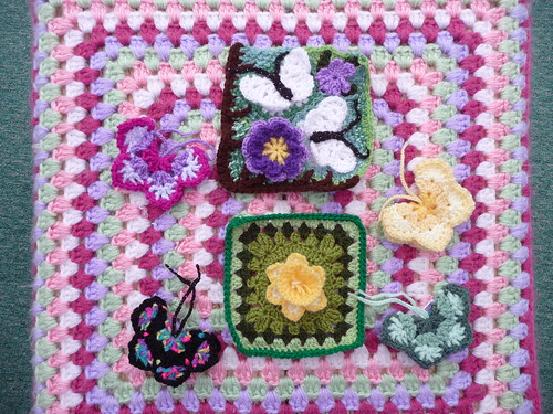 Jennifer (Scotland) Thank you for the Squares.