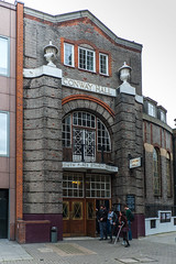 Conway hall, London