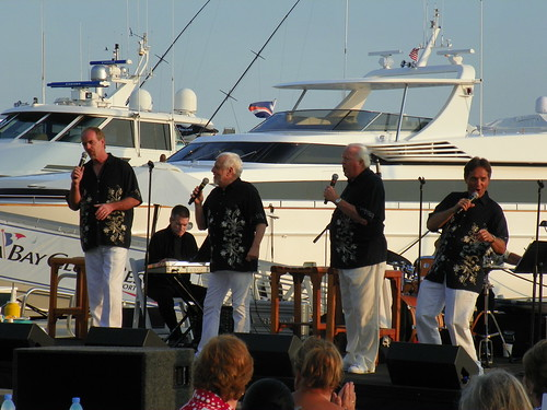 The Four Preps @ The Balboa Bay Club