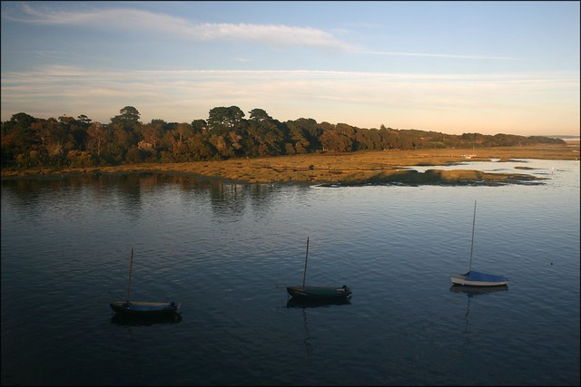 The Lymington River