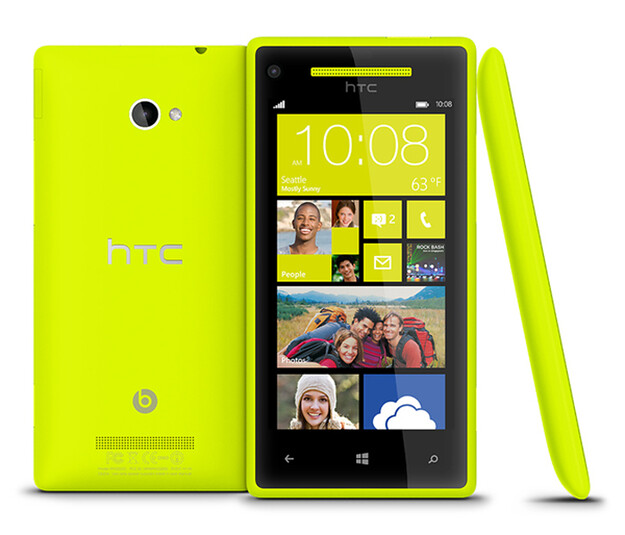 - AT&T anuncia el HTC One X+, One VX y  el Windows Phone 8X
