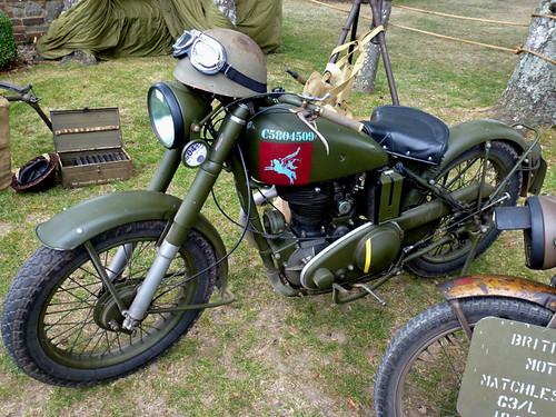 Matchless - Airborne GL3 1943