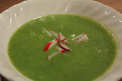 vegetable, green sauce, food, leek soup, dish, soup, cuisine,