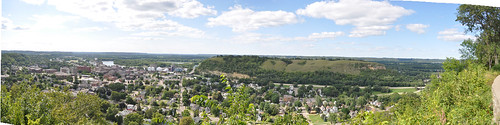 Panorama of Red Wing