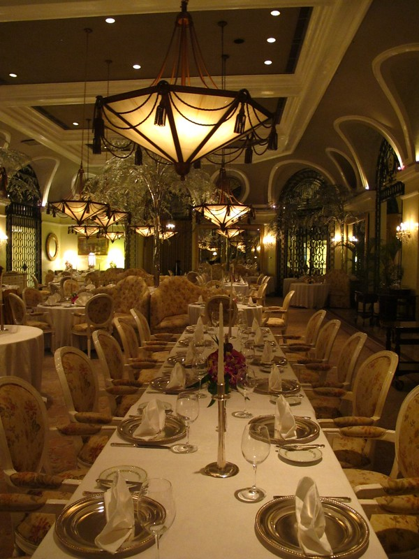 Champagne Room at Manila Hotel