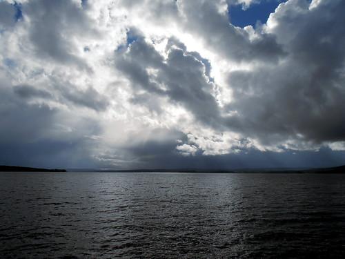 Glafsfjorden - Parece que escampa