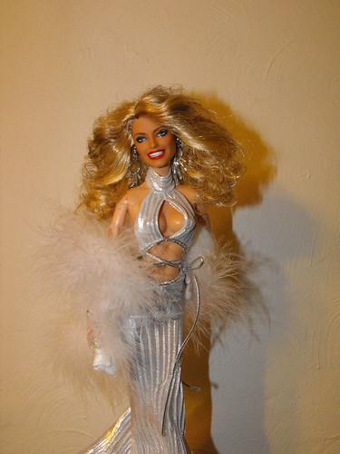 Farrah Fawcett sweet smile Barbie Doll.