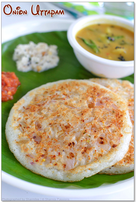 Onion uttapam onion uthappam recipe breakfast recipes sharmis onion uttapam recipe forumfinder Images