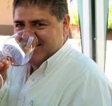 José Luis Mounier realiza una cata de sus nuevos vinos Finca Las Nubes