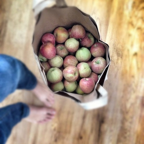 How you like them #apples? #shuttersisters #instamuse #Snapseed