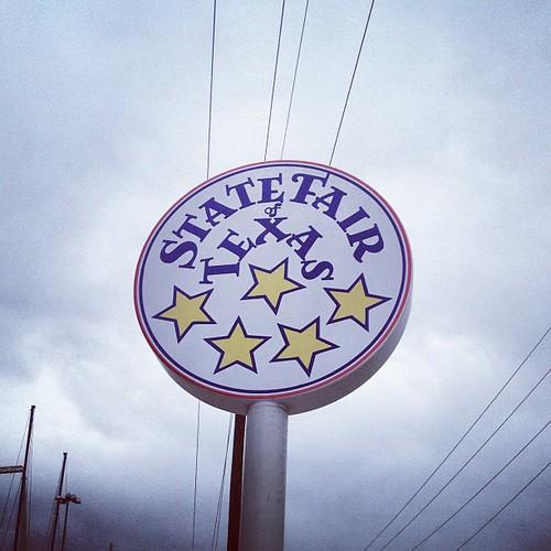 Hello State Fair of Texas!