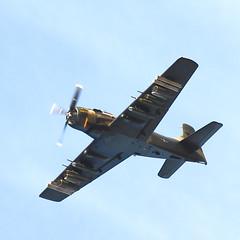 "Douglas A-1 Skyraider ""The Proud American"