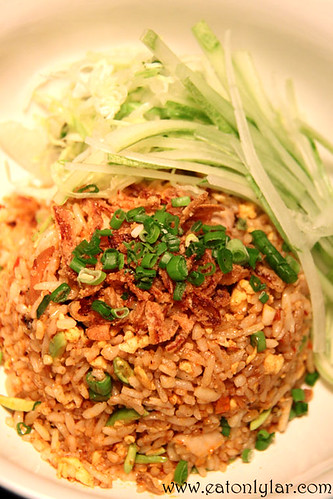 Kampung Style Fried Rice, Wondermama