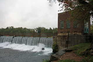 Dam and Hydroelectric Plant