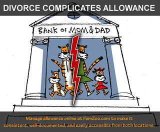 Divorce Complicates Allowance