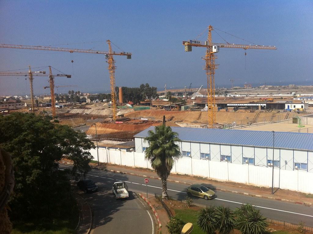 مشروع جامع الجزائر الأعظم: إعطاء إشارة إنطلاق أشغال الإنجاز 8066329667_07c0436ae8_b