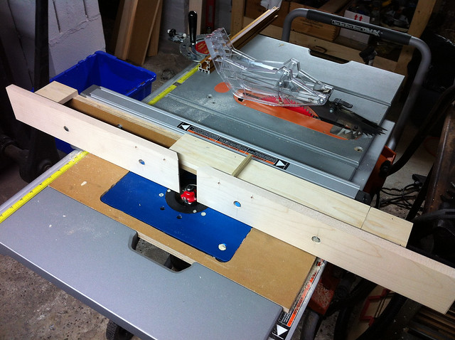 Table Saw Extension Router Table and Fence - an album on ...
