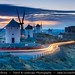 Spain - Castilla-La Mancha - Toledo - Consuegra Windmills at Sunset by © Lucie Debelkova / www.luciedebelkova.com