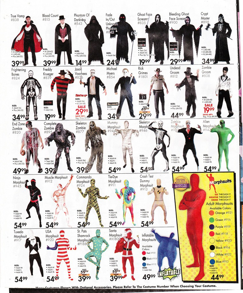 scary costumes full page
