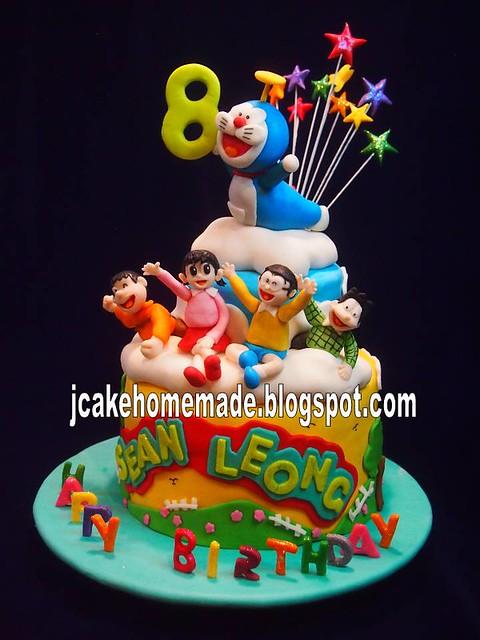 Doraemon Birthday Cake Images Download : Doraemon birthday cake Flickr - Photo Sharing!