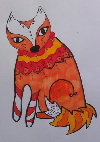 Skye's fox
