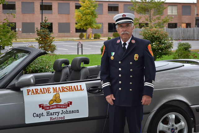 2012 Parade Marshal