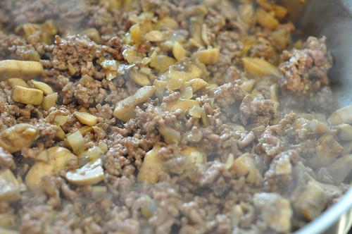 Beef & Mushroom Ragu
