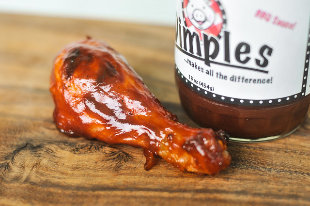 Dimples BBQ Sauce