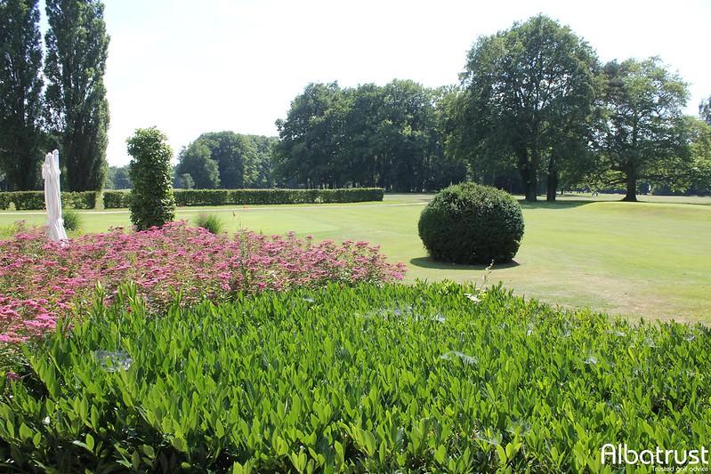 photo du golf Golf d'Orléans-Donnery - Parcours
