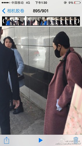 Big Bang - Harbin Airport - 22mar2015 - G-Dragon - LIANHUAN_ - 01