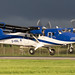 G-HIAL DHC-6-400 Twin Otter Loganair by kw2p