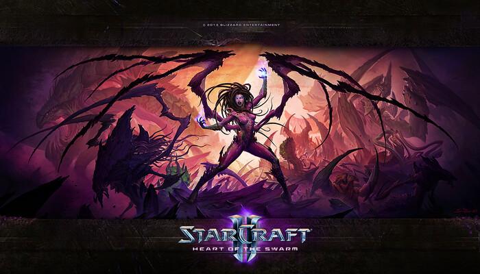 Copa Intercontinental de Starcraft II promete muito nesse sábado!