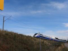 TGV Euroduplex  -  LGV Est