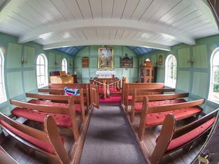 Tiny church (interior)