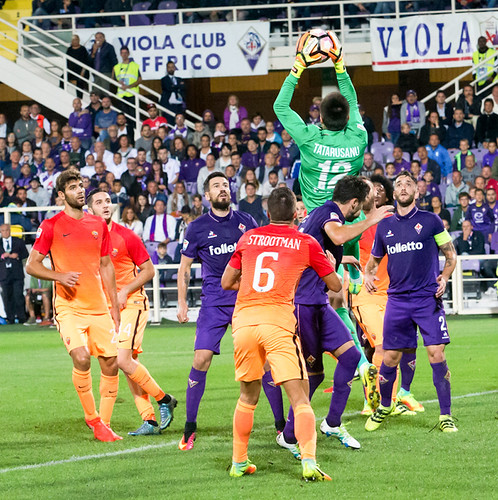 Serie A: Fiorentina-Roma