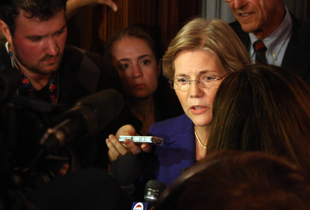 2012 U.S. Senate Debate with Scott Brown and Elizabeth Warren
