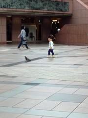 恵比寿ガーデンプレイスにて (2012/10/10)