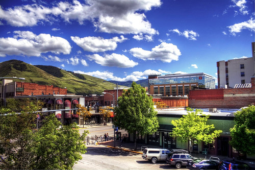 downtown Missoula (by: SheldonPhotography, creative commons)