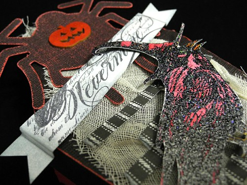 Nevermore Coffin Treat Box (detail3)